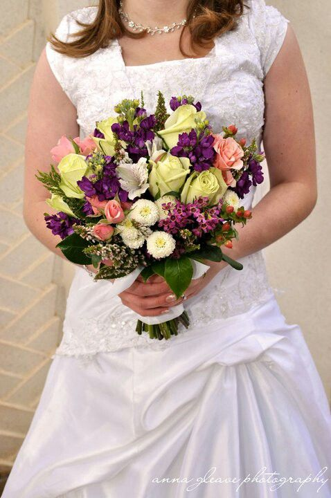 Bouquet Wedding Ideas & Crafts Pinterest