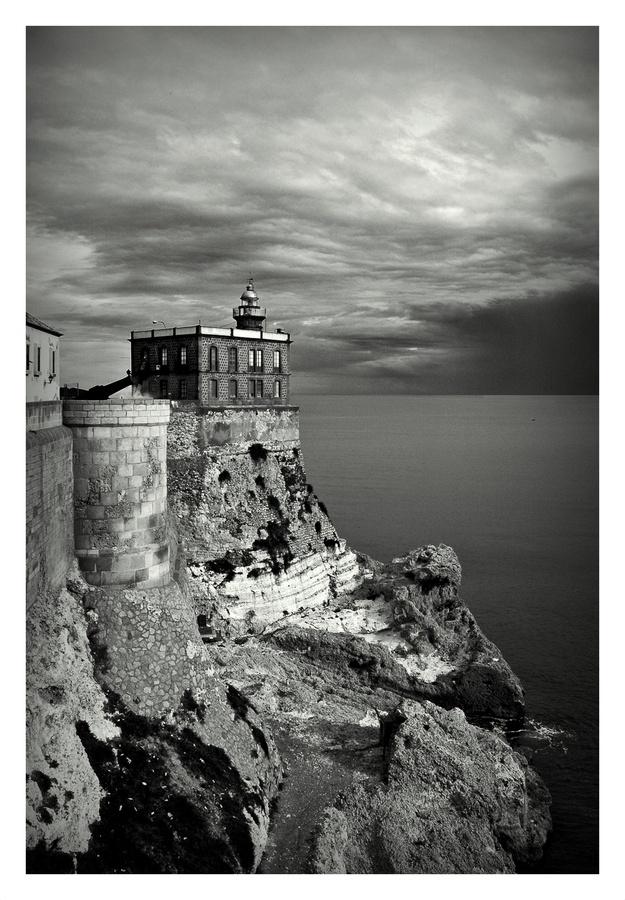 Melilla , faro by Manuel Carmona, via 500px