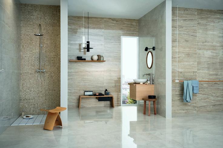 #Marazzi   #Allmarble   #porcelain   #tiles   #bathroom   #marbleeffect   #andreaferrari   #shower   #floor   #walls