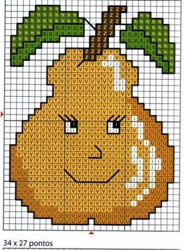 Frutas, Verduras e legumes