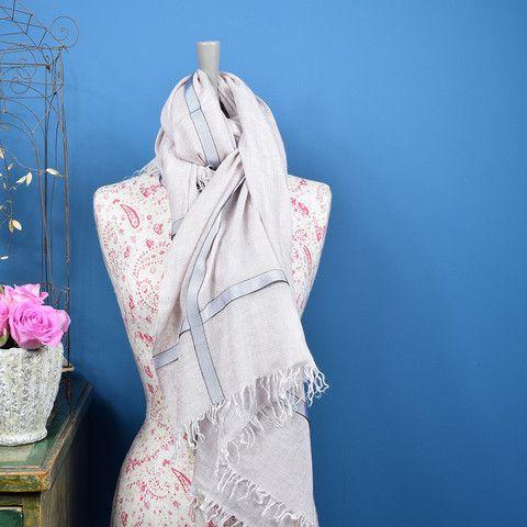 Feneun limited edition cream scarf