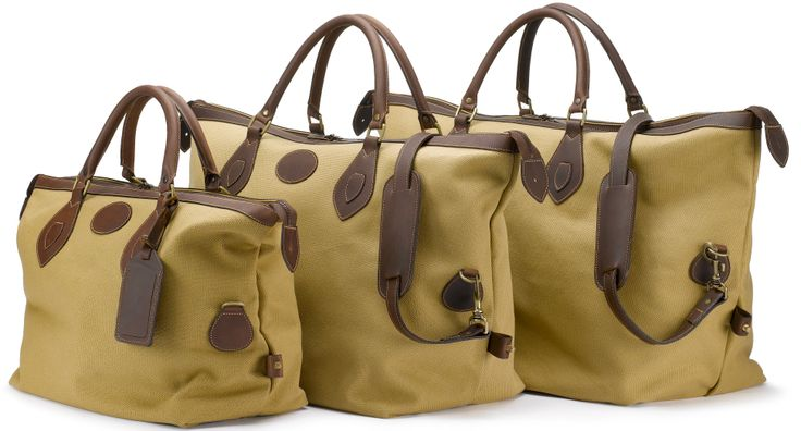 Tusting Clipper Traditional holdalls make a beautiful gift for any adventurer. #Christmas #luxurygifts