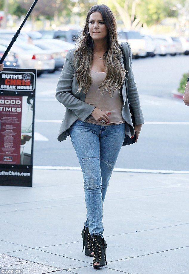 , Camel toe.Khloe Kardashian, Fashion, Moto Skinny, Style, Camel Toes ...