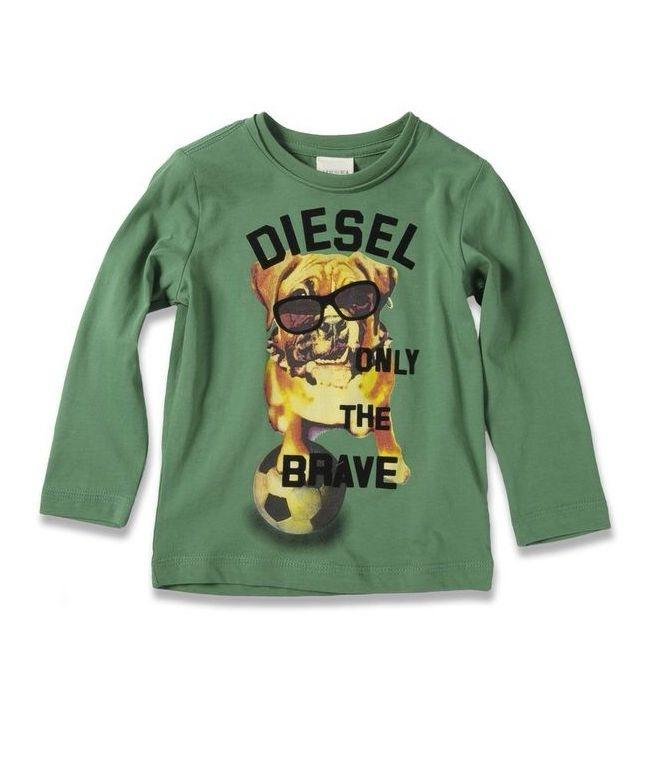 Diesel Kid T-Shirt  www.tacatuca.net
