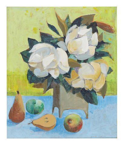 Elaine Haxton (1909-1999) Magnolias