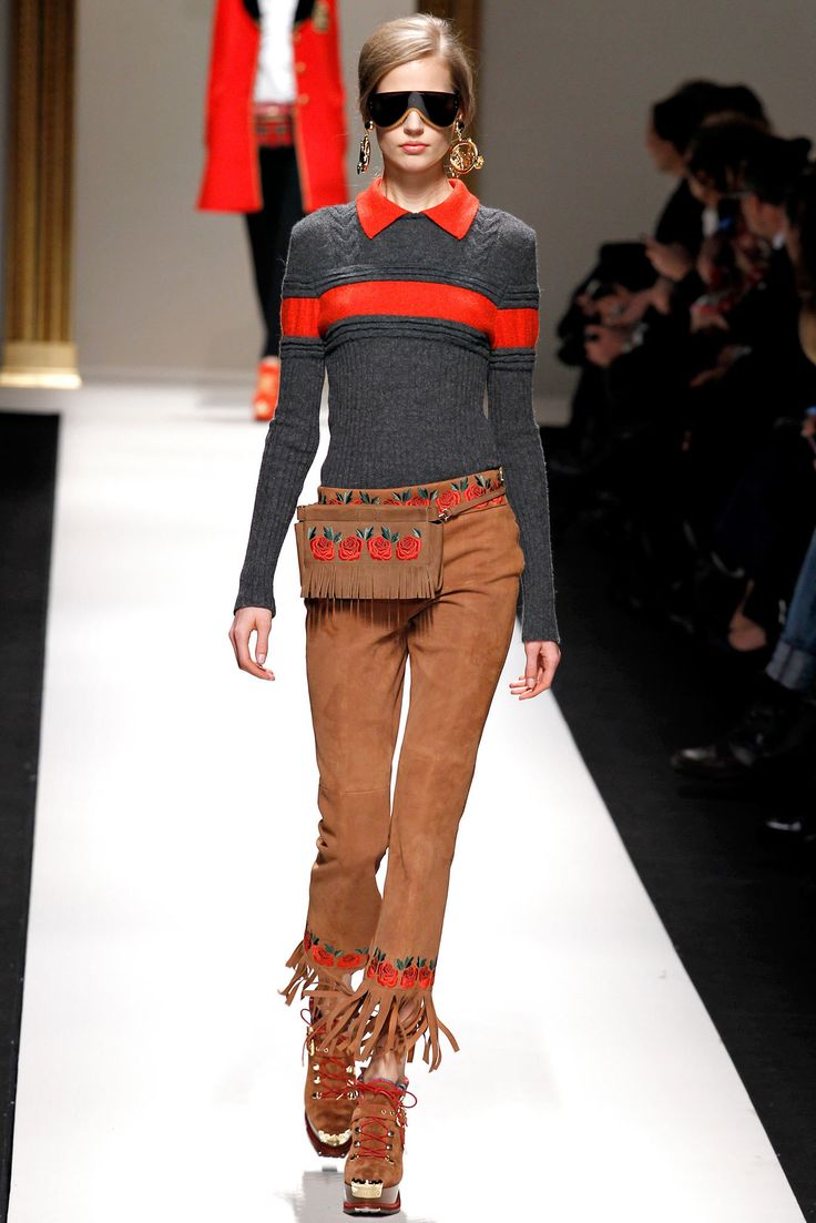 Fall 2013 Ready-to-Wear by Moschino