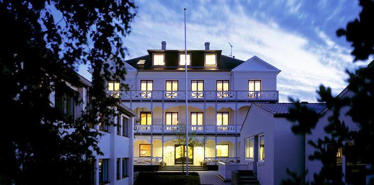 Gilleleje Badehotel - Gilleleje, Denmark - 24 Rooms - Hästens Beds