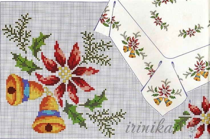 Gallery.ru / Фото #10 - схема на 1 лист - irinika