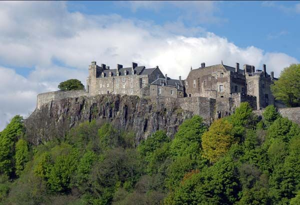 Stirling Castle Scotland...home of many of my ancestors