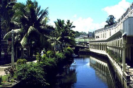 La capital de las islas Fiyi es el núcleo comercial más grande del país