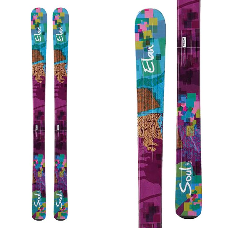 Skiing is great for the Soul. Its a unique and insanely fun way to connect with nature. That's why this ski is so aptly named. The Soul from Elan is a versatile ski that's 97mm in the waist with tip and tail rocker. This ski is lightweight and is actually suitable to be a touring ski if you were so inclined. Bridge technology significantly lightens up the ski while providing torsional stability as well which is ideal for touring. Don't worry though, the Soul isn't touring specific and will…