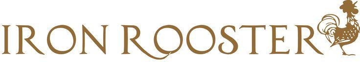 Logo Design Melbourne | Iron Rooster | View our Portfolio: http://www.oleymediagroup.com.au/design/logo-design-melbourne/ #LogoDesign
