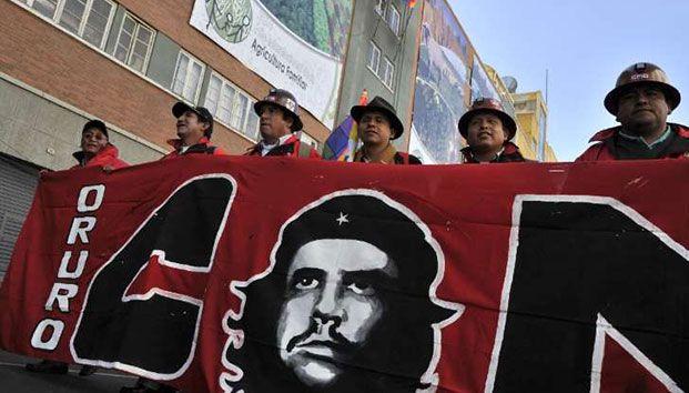Cuba y Bolivia rinden homenaje al 'Che' - Periódico Zócalo