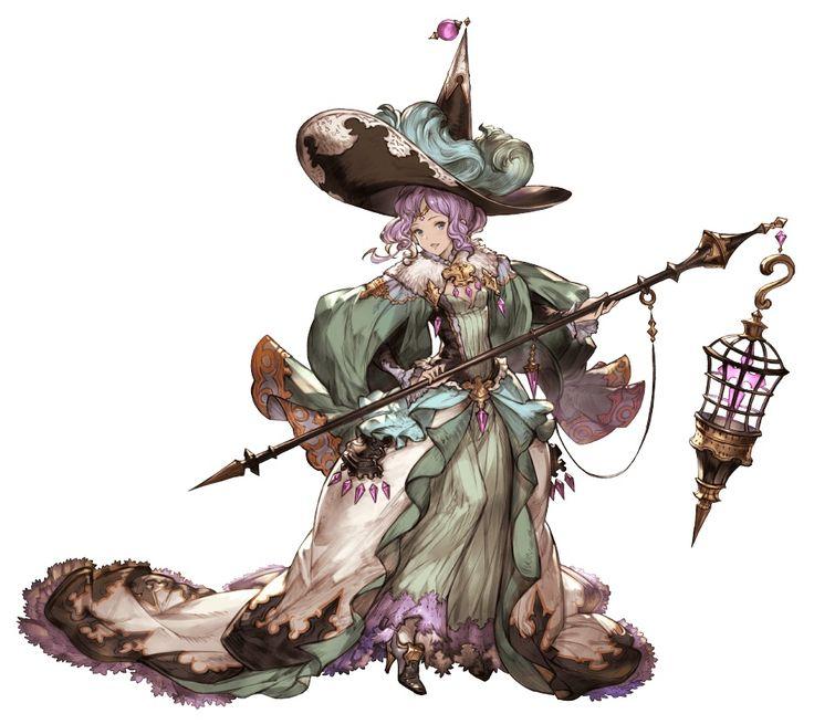 Rena / Granblue Fantasy
