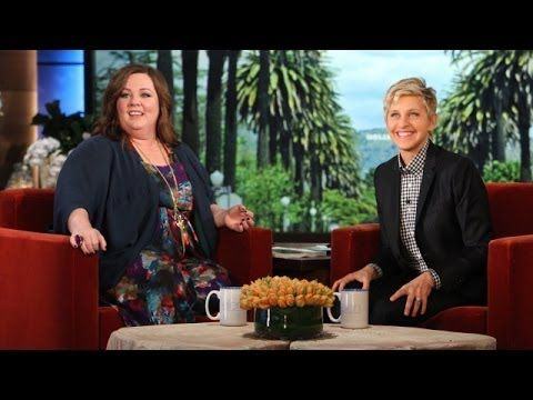 Melissa McCarthy's Adorable Parents - YouTube