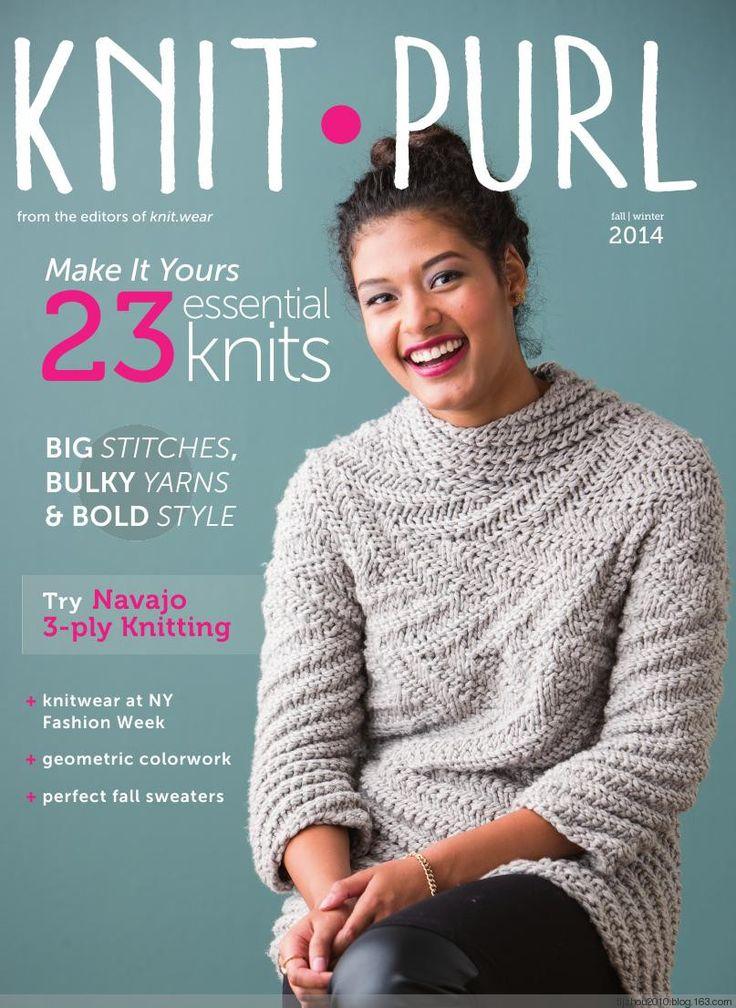 Knit.purl  Fall  Winter 2014 - 紫苏 - 紫苏的博客