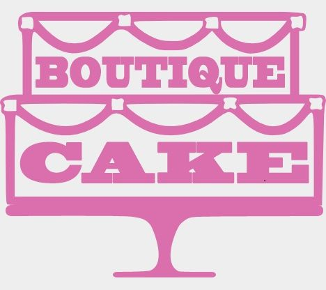 Logo idea for Boutique Cake