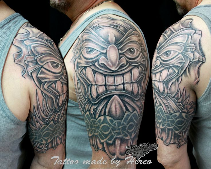 New Zealand Themed Tattoos: 54 Best Images About Tiki Tattoos For Tof On Pinterest