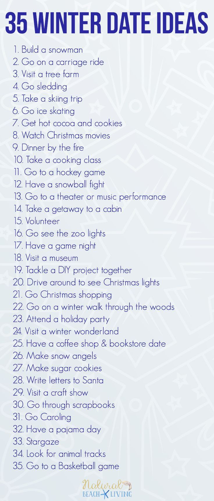 35 Fun Winter Date Ideas You Can Do On A Budget Winter Date