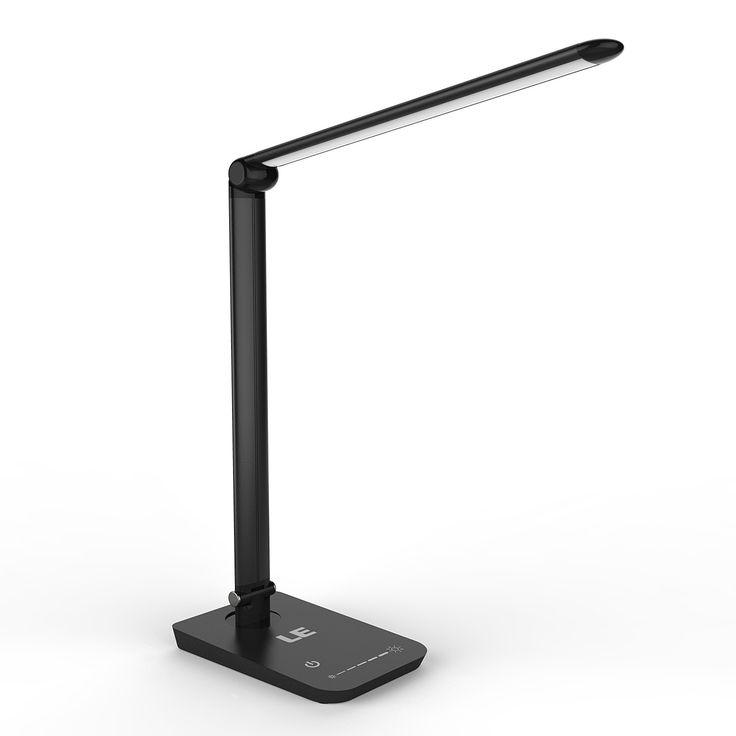 Led Dimmer Desk Lamp