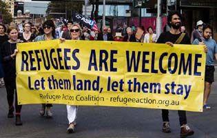 refugee action
