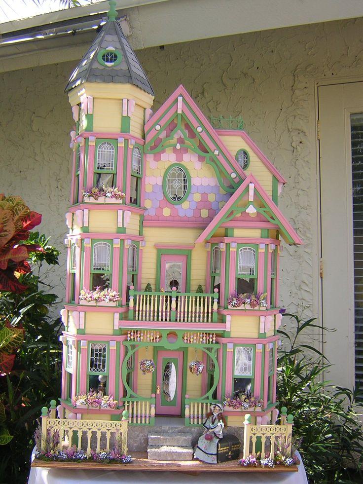 Dollhouse Minis The San Franciscan By Robin Carey