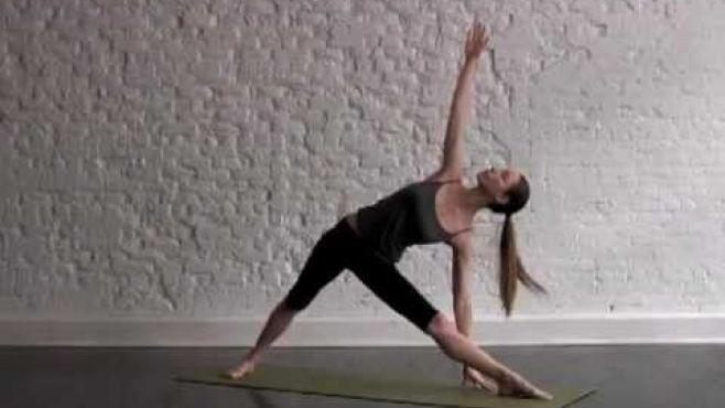 Yogaya Yeni Başlayanlar İçin Egzersiz Hareketleri -