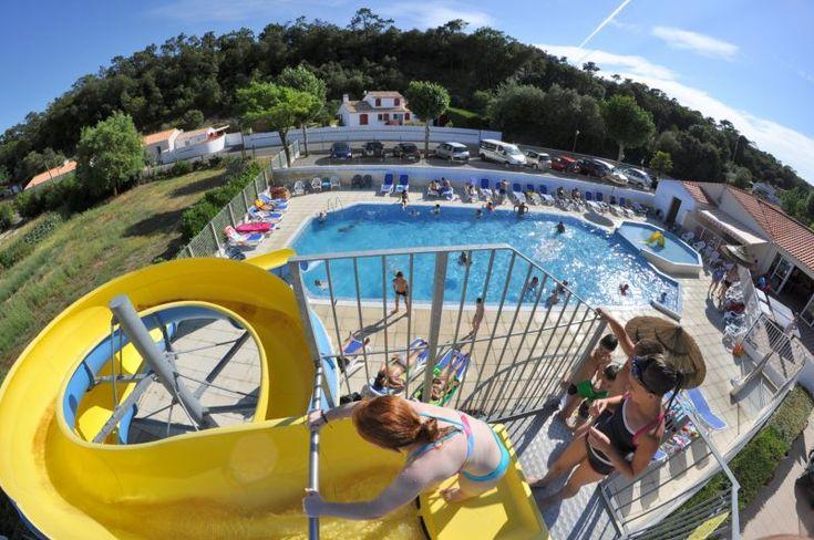 17 meilleures id es propos de toboggan de piscine sur for Camping st jean pied de port avec piscine