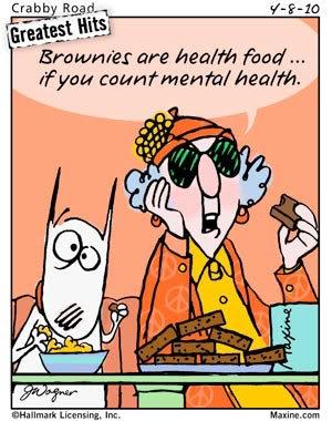 brownies...ahhh