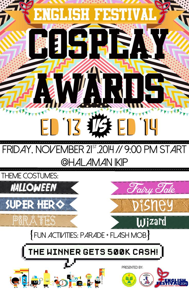 Cosplay Awards - E FEST #uchiliciousproject #2014