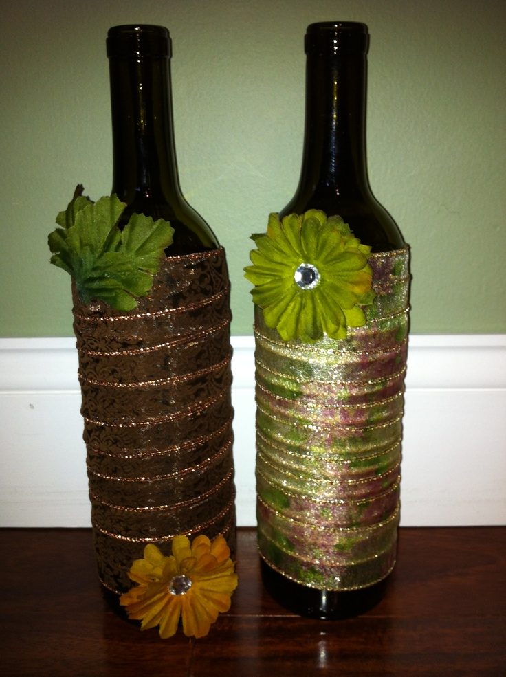 Decorative Wine Bottle Corks Interesting 83 Best Wine Bottles Images On Pinterest  Wine Bottle Crafts Inspiration Design