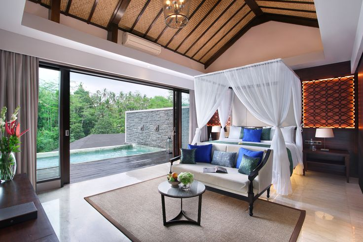 If expansive pool, open-space living area, premium amenities and friendly services are what you have been looking for, your search is over!  With 40% off our soft opening rates, get ready to discover the traditional & tranquil side of Bali.  Discover more: http://www.samsaraubud.com/bali-hotel-offer.php  #samsaraubud #areyoureadytowander #bali #ubud #love #islandlife #travel #wanderlust #sanctuary #vacation #luxuryvilla #holiday #villas