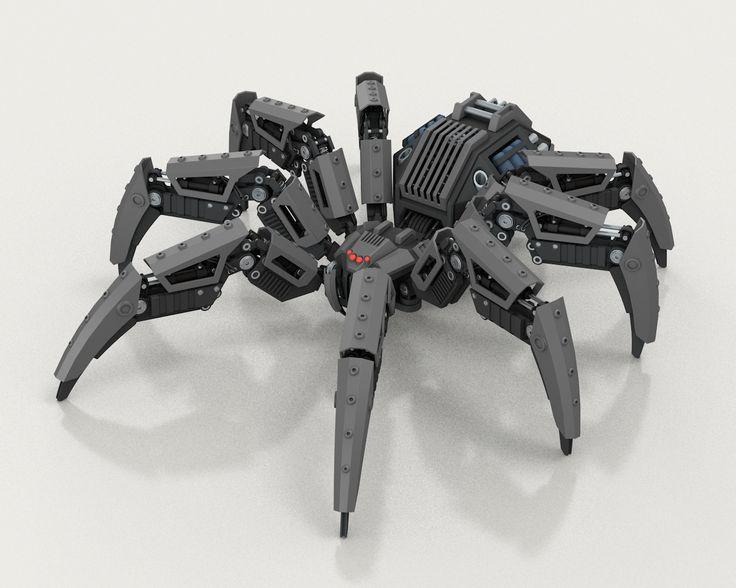 Robot spider №2