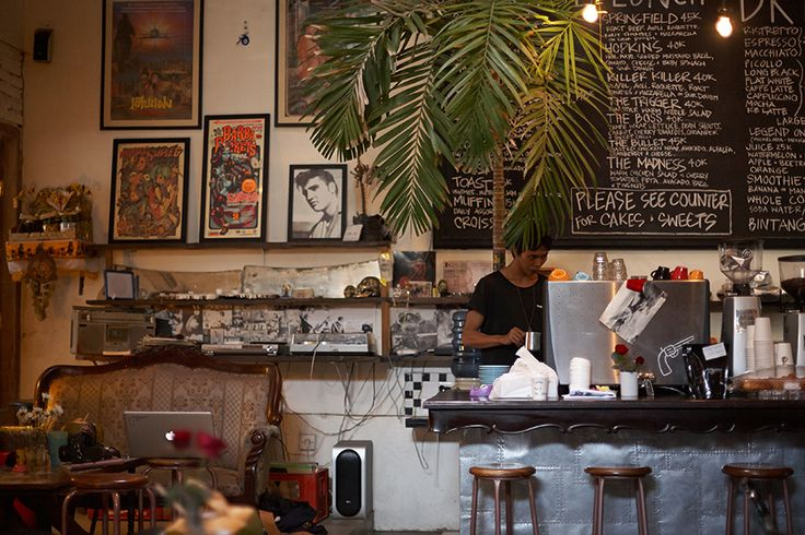 Revolver – Boutique Coffee House, Seminyak, Bali