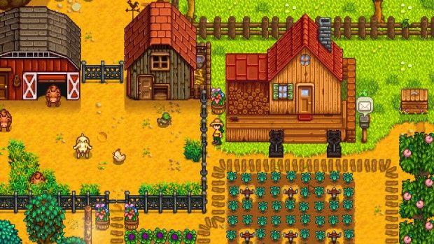 Detalhes sobre o multiplayer de Stardew Valley são revelados beta será lançado no Steam no final de 2017