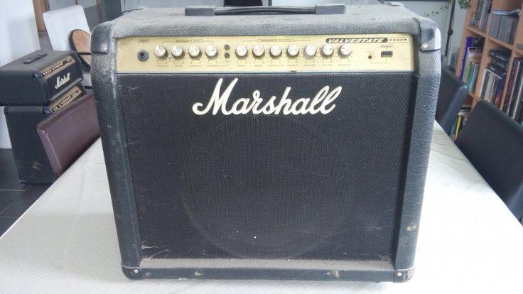 Ampli Marshall 8080 Valvestate V80 à retaper ou pour pièces