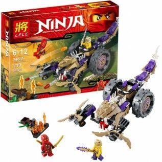 Lele Ninja Колесница Скорпион (79039)