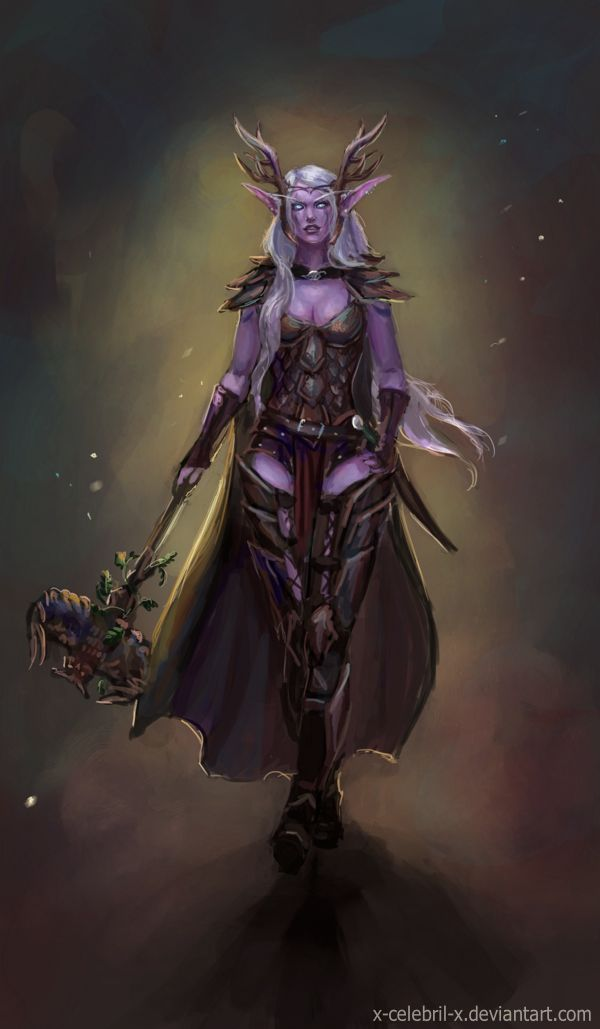 Noob Mage By Joshcorpuz85 Female Druid Witch Sorceress: Best 25+ Night Elf Ideas On Pinterest