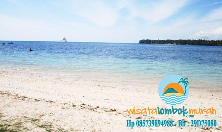 Objek wisata pantai sire Lombok