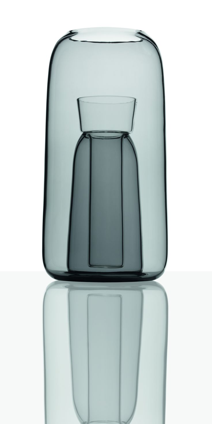 玻璃 薄殼 Foscarini Candleholder