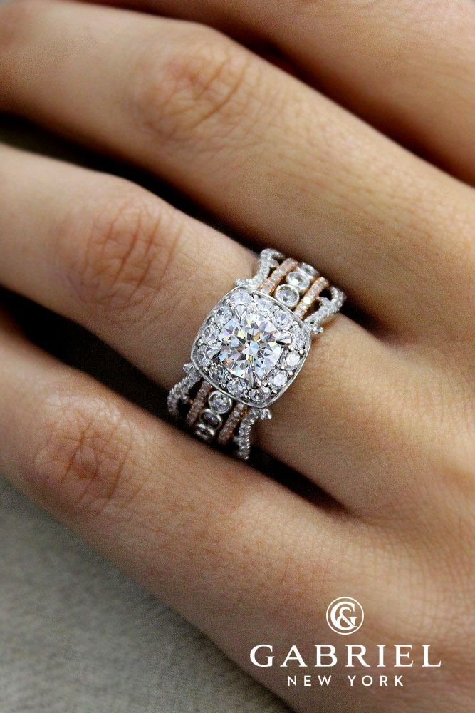 30 Most Popular Engagement Rings For Women ❤️ Can't find the right engagement ring? First of all you'll need to select a style. And look at the collection of the most popular engagement rings for women. See more: http://www.weddingforward.com/engagement-rings-for-women/ #wedding #rings #GabrielAndCo