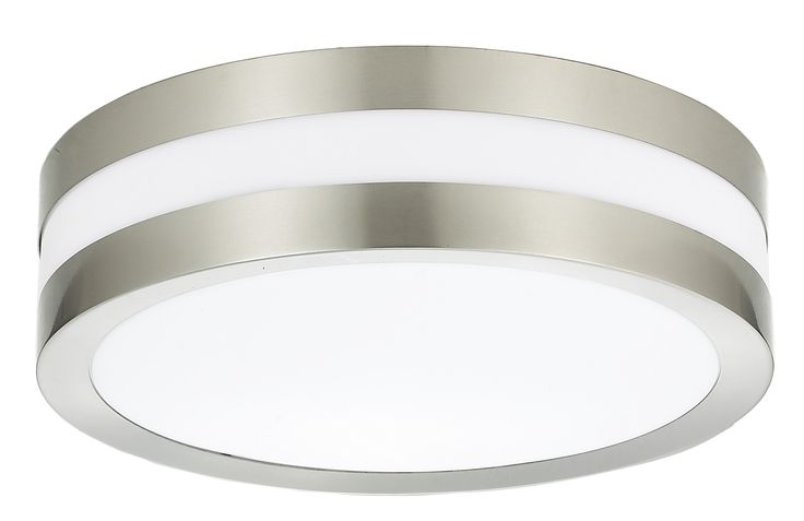 Round Outdoor Stainless Steel Oyster Lighting