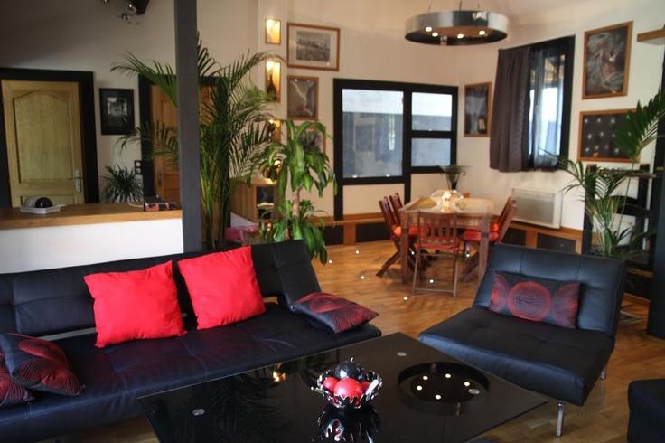 130 best images about salon on pinterest salon design. Black Bedroom Furniture Sets. Home Design Ideas