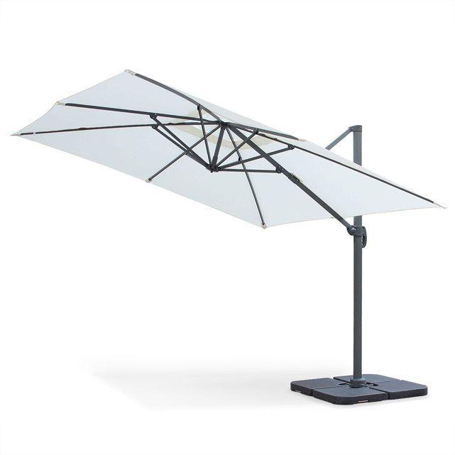 Les 25 meilleures id es de la cat gorie parasol inclinable sur pinterest pa - Parasol deporte ikea ...