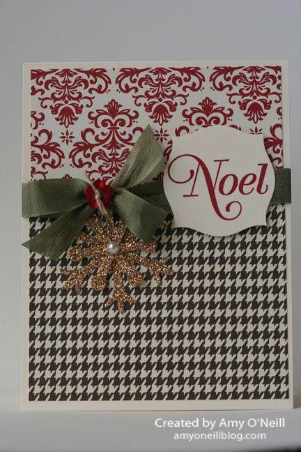 Christmas Card stampin up