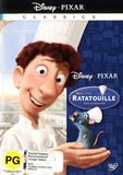 Ratatouille (New Packaging) ~ DVD