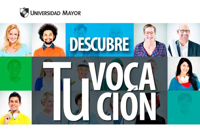 Quieres estudiar en la Universidad Mayor? Conoce la #UMayor #Dato #VisitaGuiada