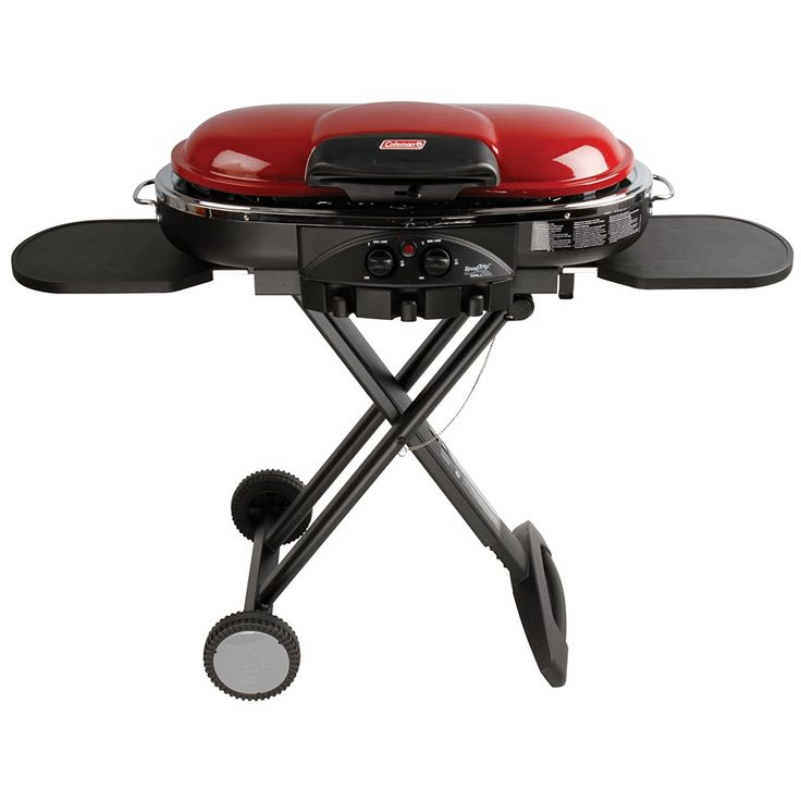 Coleman Road Trip Propane Portable Grill LXE, Maroon ...