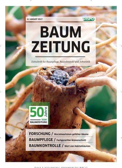 New Forschung Wurzel Wachstum gef llter B ume Jetzt in TASPONews Baumzeitung