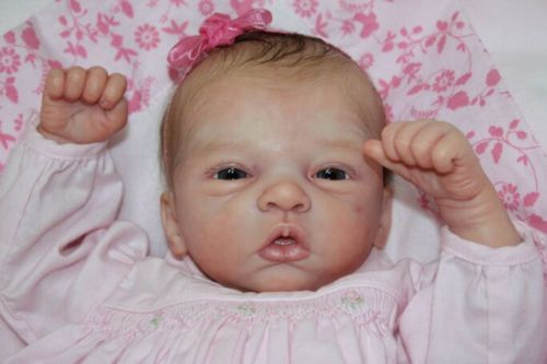 Soft-vinyl-reborn-doll-KIT-SCULPT-Elodie-by-Evelina-Wosnjuk-Nicky-Creation